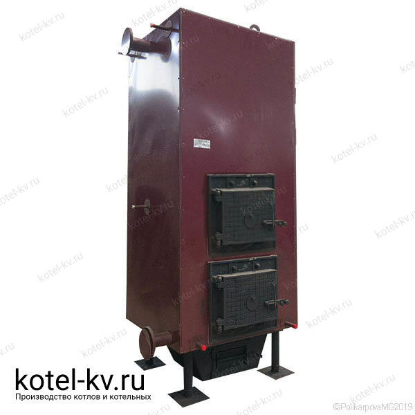 Котел КВр 0.15 уголь/дрова